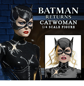BATMAN RETURNS 1/4 SCALE CATWOMAN