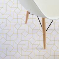 Octavius |   <br/>Octagonal Line Pattern Flooring