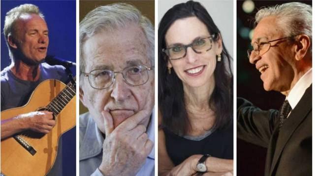Artistas e intelectuais lançam manifesto contra censura