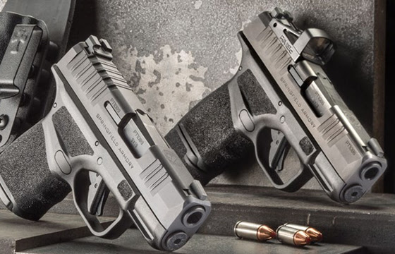 Tested: Springfield Armory's Hellcat