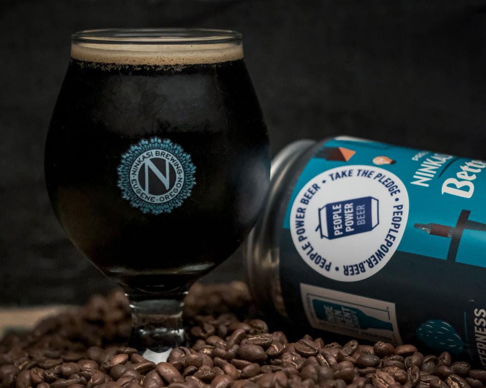 Ninkasi People Power Imperial Coffee Stout