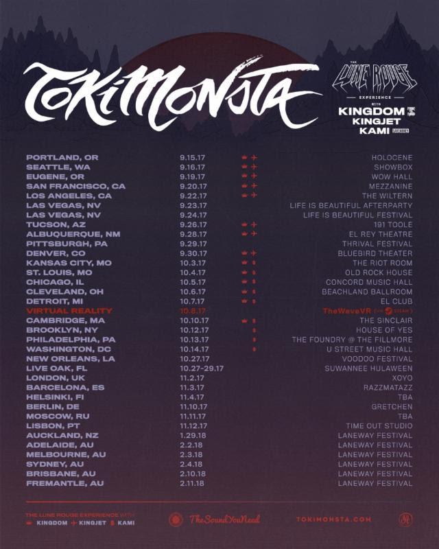Tokimonsta debuts new album Lune Rouge [LISTEN]6e62f49a 5d4e 4adf 9def A2c92111ea70