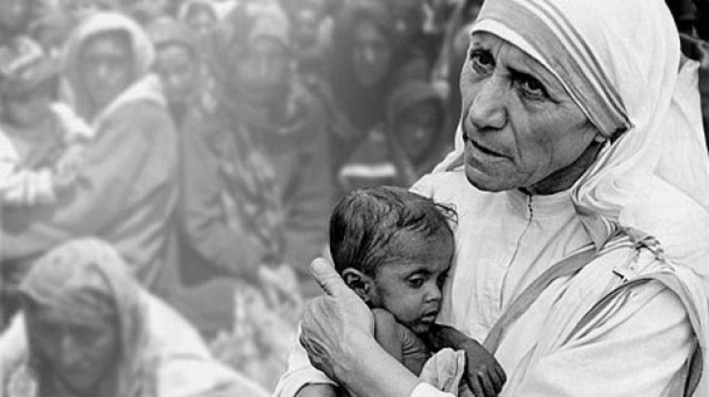 Mother Theresa: The NWO Back Story and Why TPTB Defame Her Character