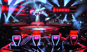 The Voice Stage Design