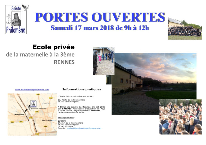 Tract portes ouvertes 2018 paysage