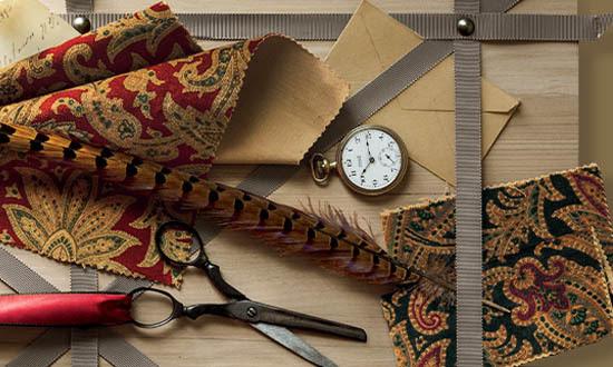 ralph lauren balmoral paisleys fabric collection interior decor