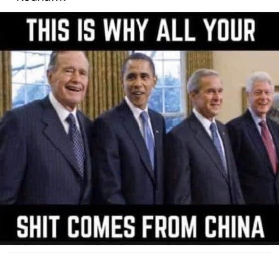 presidents china