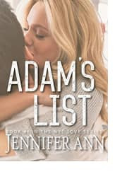Adam's List by Jennifer Ann
