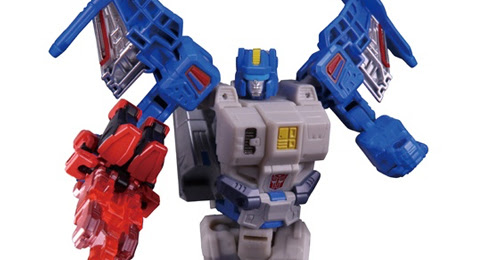 Transformers News: HobbyLinkJapan Sponsor News - LG-66 Topspin, Encore God Fire Optimus Prime, and More
