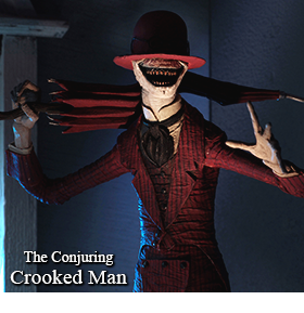 The Conjuring 2 Ultimate Crooked Man Figure