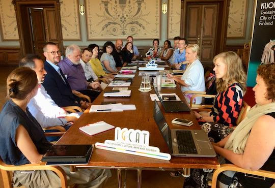17th European Region of Gastronomy Platfomrm meeting small