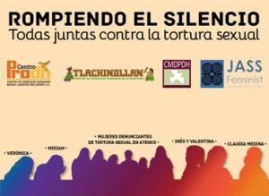 Campaña contra la tortura sexual