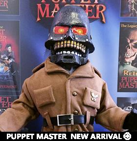 Puppet Master Original Series Torch Replica