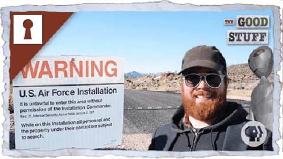 Visiting Area 51 & What Happens When You Amusingly Do So (Video)
