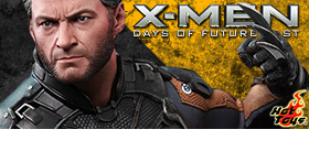 MOVIE MASTERPIECE DAYS OF FUTURE PAST WOLVERINE