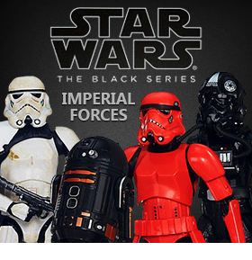 NEW STAR WARS EXCLUSIVES