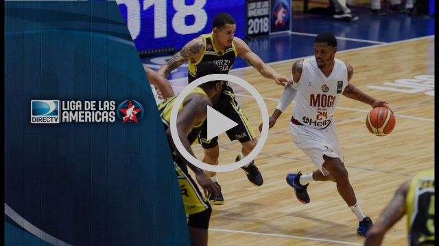Mogi Das Cruzes vs. Fuerza Regia - Game Highlights