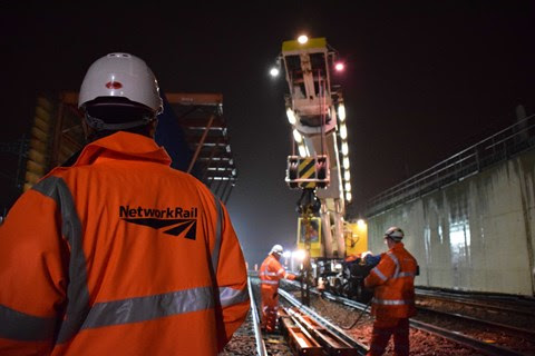 Railway Upgrade Plan to deliver a better, more reliable railway for passengers and freight this Easter