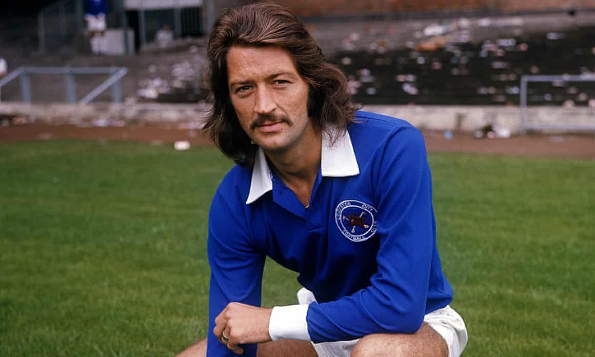 Frank Worthington at Leicester.