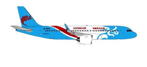 Airbus A320neo Loong Air - B-1075 | Is due: Nov/Dec 2019