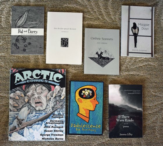 Chapbooks Manitoba Northern Books to Read 2018 to post