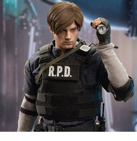 Resident Evil 2 Leon S. Kennedy 1/6 Scale Figure