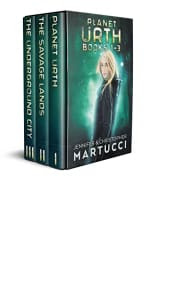 Planet Urth Boxed Set by Jennifer Martucci and Christopher Martucci