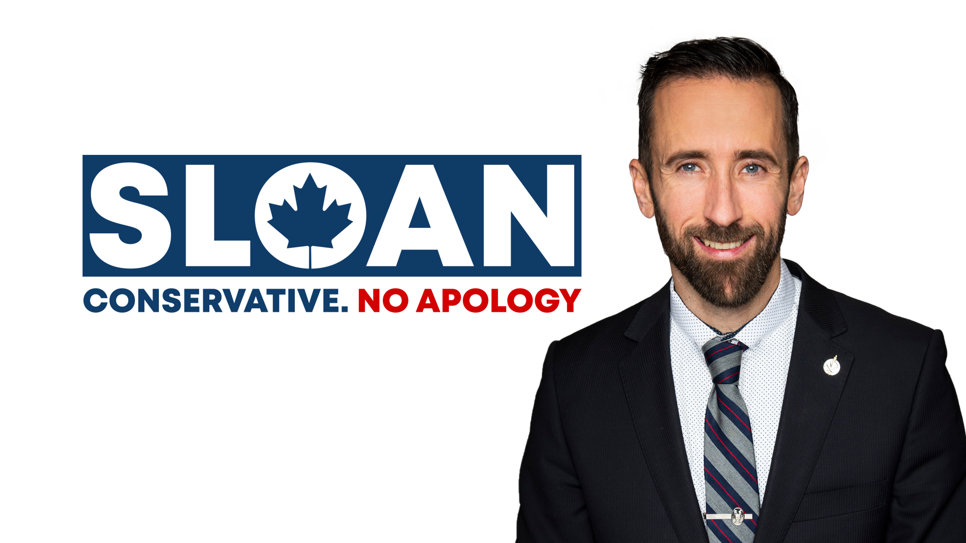 Derek Sloan: Conservative. No Apology.