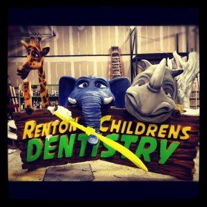 3d prop dentist