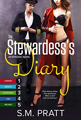 Cover for 'The Stewardess's Diary Bundle (Books 1-5)'
