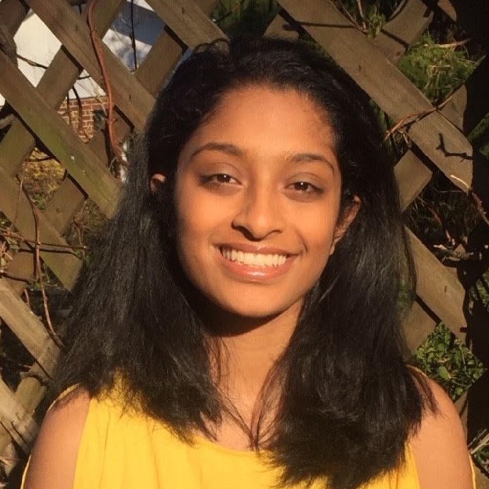 Jocelyn Matthew, undergraduate at Rochester
