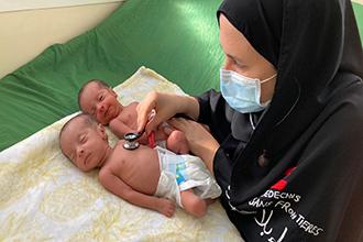 Maternidad Yemen