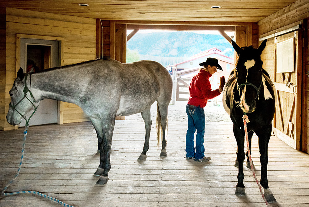 Photographer Nicole Loeb Creative in Place: Life on the Ranch