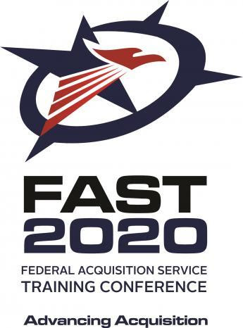 Federal Acquisition Service Training Conference logo