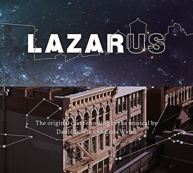 Image result for lazarus original cast recording