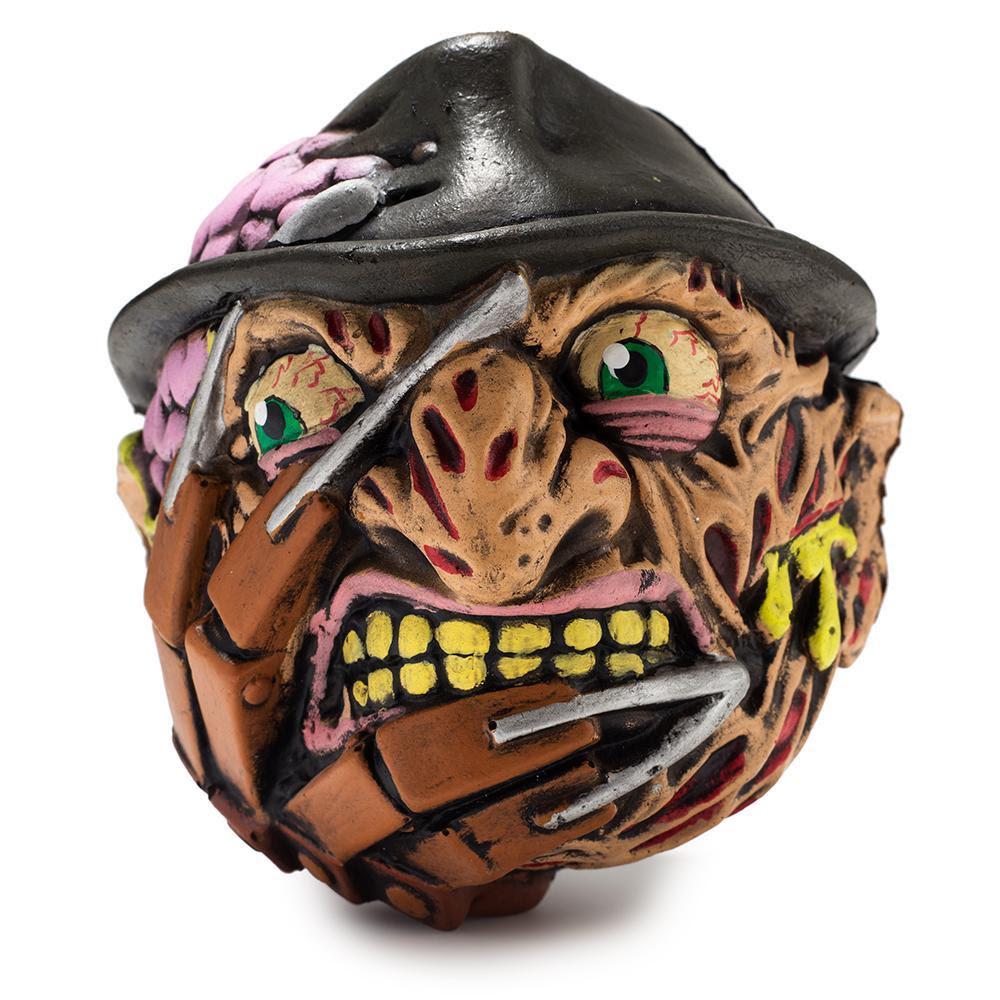 Image of Freddy Krueger Madballs Foam Horrorball by Kidrobot