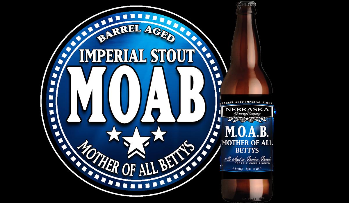 Nebraska Brewing MOAB 2018 Coming 3/9