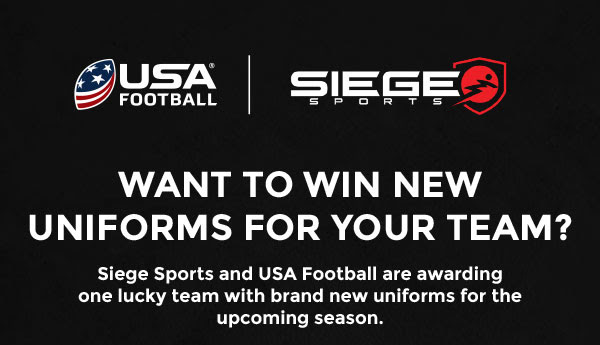 Want to win new uniforms for your team?