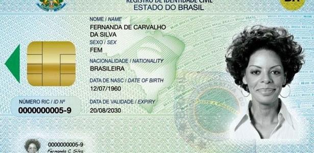 Ministério da Justiça lançou o Registro de Identidade Civil (RIC), que substituirá o RG