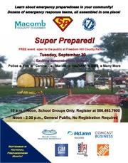 Super Prepared