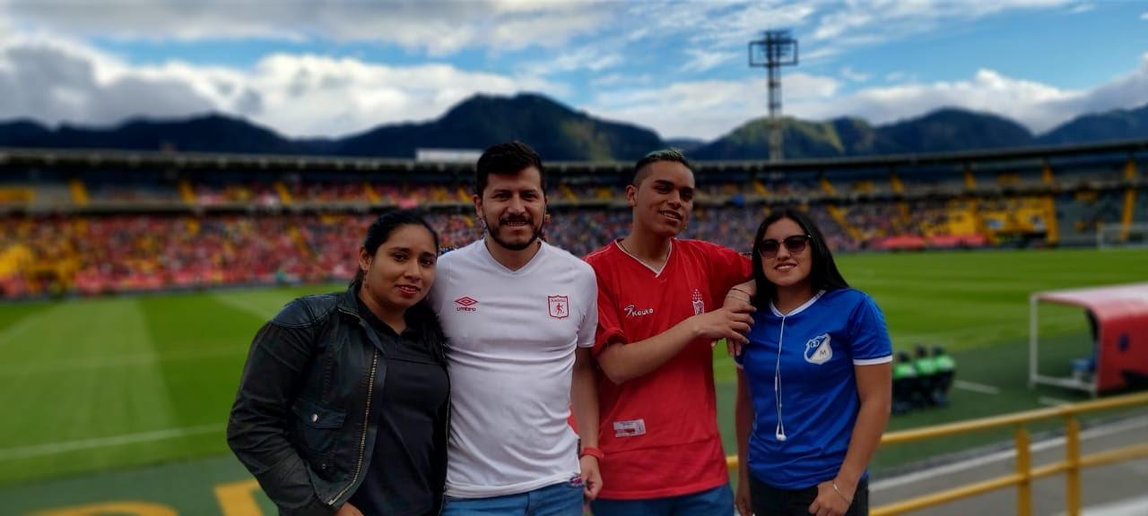 ¡Sí se puede! Bogotá vuelve a ser ejemplo del fútbol en paz