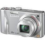 Panasonic Lumix DMC-TZ25 Point & Shoot Camera (Silver)