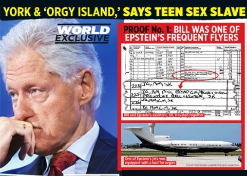 Hillary and Bill Clinton Busted!!! plus MORE Sszz4