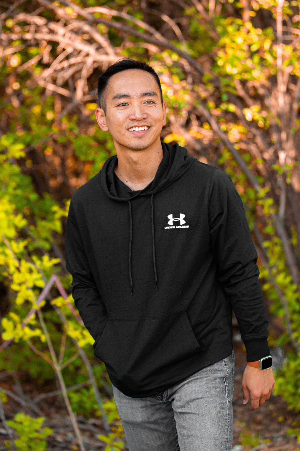 $16 (reg $55) Proozy Under Armour Men's Lightweight Pullover Hoodie