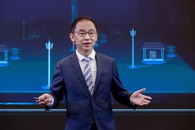 Ryan Ding speaks at 2021 MBBF