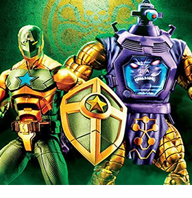 MARVEL LEGENDS TWO-PACKS