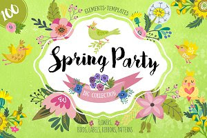 Spring Party bundle ❤45%off!❤