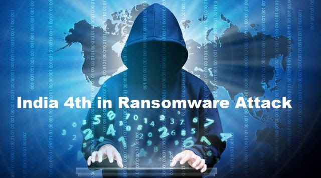 Recent Ransomware Cyber attack in India - Govt says Damage Contained