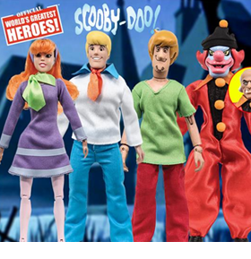 RETRO ACTION FIGURE SERIES