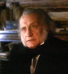 Scrooge - 1984 Actor George C. Scott